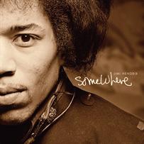 Buy Online Jimi Hendrix  - Somewhere CD Album