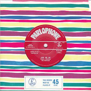 Buy Online The Beatles - Love Me Do 7-Inch Vinyl