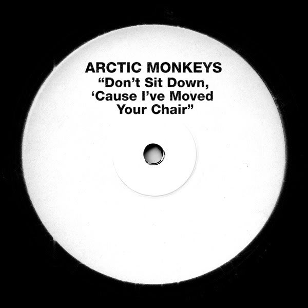 Buy Online Arctic Monkeys - Don't Sit Down Cause I've Moved Your Chair