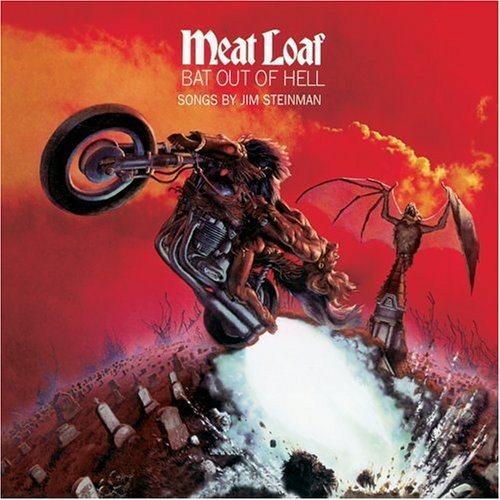 Buy Online Meat Loaf - Meat Loaf - Bat Out Of Hell (Black)