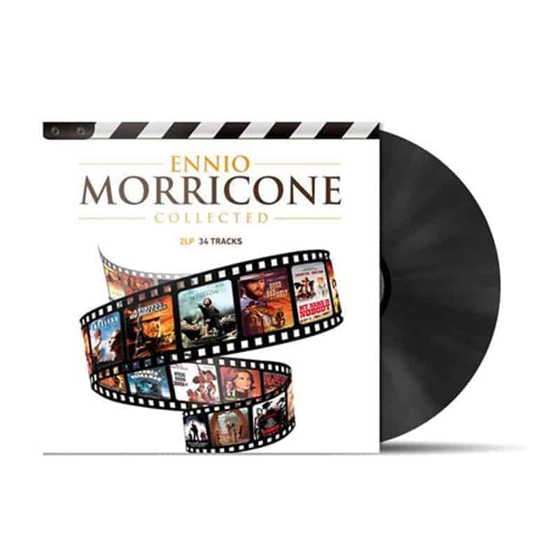 Buy Online Ennio Morricone - Collected Double Vinyl