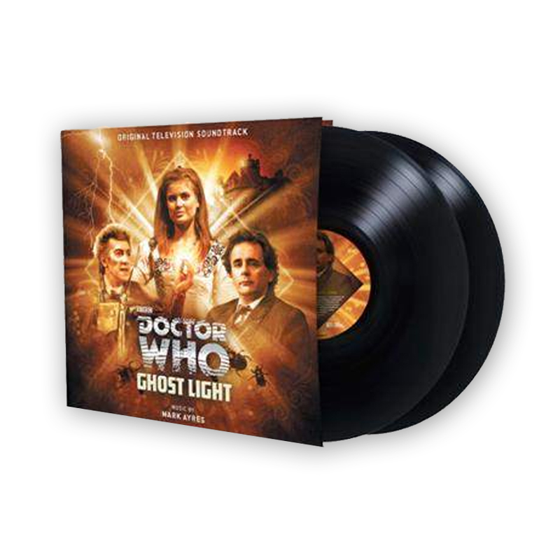Buy Online Mark Ayers - Doctor Who: Ghost Light Double Vinyl
