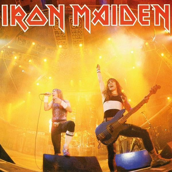 Buy Online Iron Maiden - Running Free: Live 7-Inch Vinyl