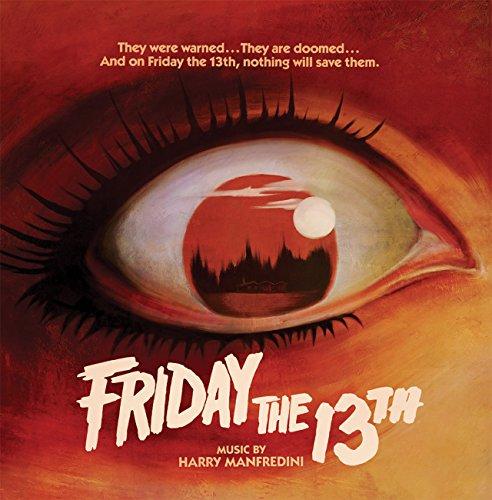 Buy Online Harry Manfredini - Friday The 13th OST Rare Murky Green Gatefold Vinyl