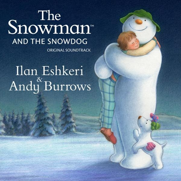 Buy Online Ilan Eshkeri & Andy Burrows - The Snowman & The Snowdog: Original Soundtrack White Vinyl