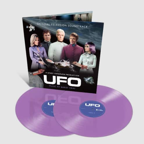Buy Online Barry Gray - UFO Double Lilac