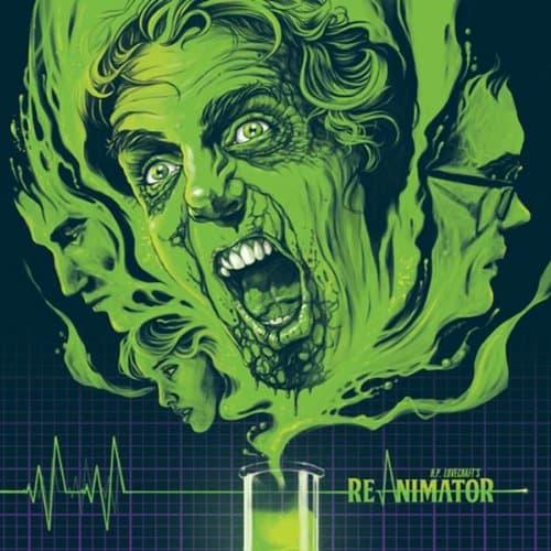 Buy Online Richard Band - Re-Animator - OST Coloured Vinyl