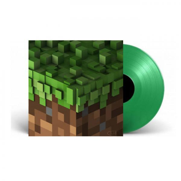 Buy Online C418 - Minecraft Volume Alpha Green Vinyl