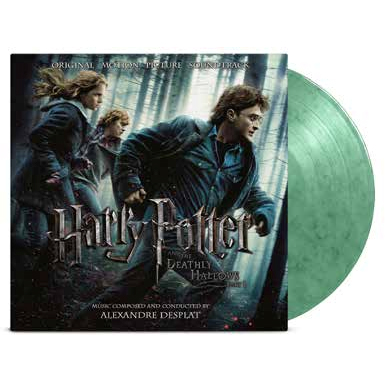 Buy Online Various Artists - Harry Potter And The Deathly Hallows Part One OST Coloured Double Vinyl