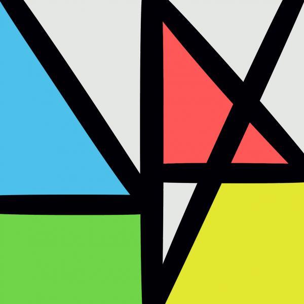 Buy Online New Order - Music Complete Coloured Double Vinyl