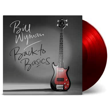Buy Online Bill Wyman - Back To Basics Red Vinyl