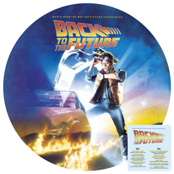 Buy Online Various Artists - Back To The Future OST Vinyl Picture Disc