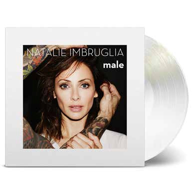 Buy Online Natalie Imbruglia - Male Transparent Vinyl