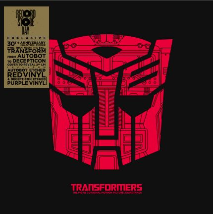 Transformers: The Movie Soundtrack