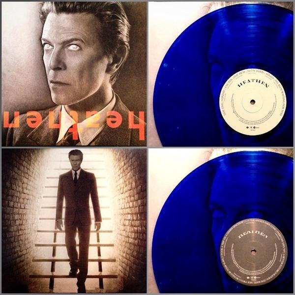 Heathen (180g Coloured Vinyl) (Import)