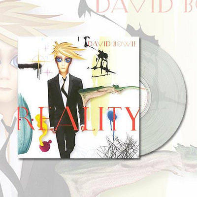David Bowie - Reality (Coloured 180g Vinyl) (Import)