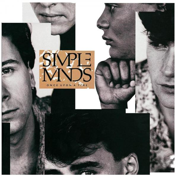 Buy Online Simple Minds - Simple Minds - Once Upon A Time (LP)