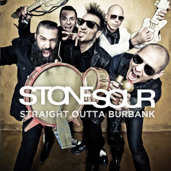 Buy Online Stone Sour - Straight Outta Burbank Vinyl
