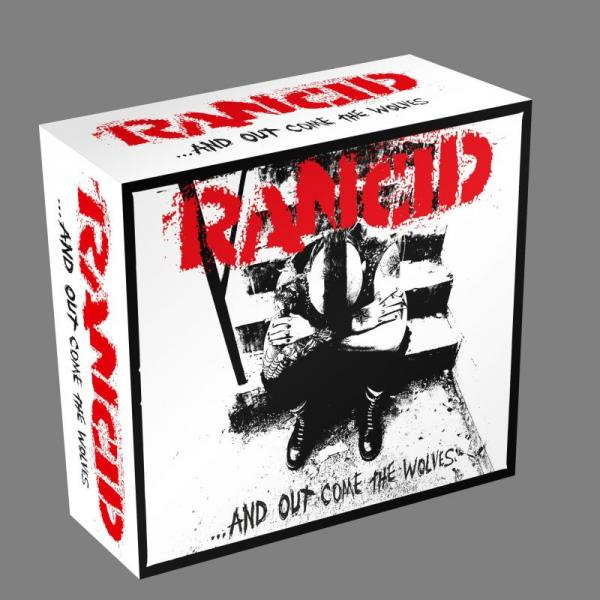 Buy Online Rancid - ...And Out Come The Wolves Vinyl Boxset