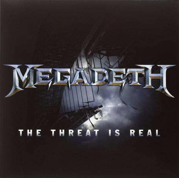 Buy Online Megadeth - The Threat Is Real Vinyl