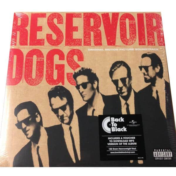 Buy Online Various Artists - Reservoir Dogs OST Vinyl
