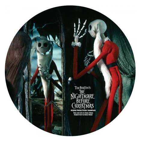Buy Online Various Artists - The Nightmare Before Christmas OST Double Vinyl Picture Disc