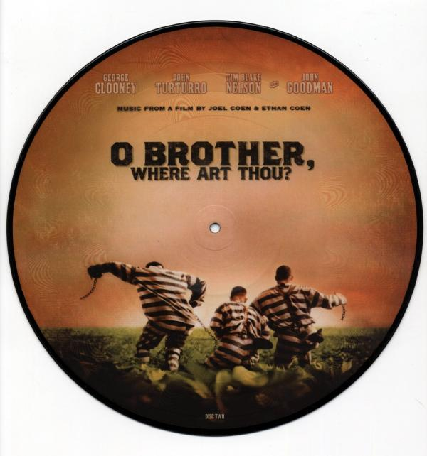 Buy Online Various Artists - O Brother, Where Art Thou? OST Double Vinyl Picture Discs