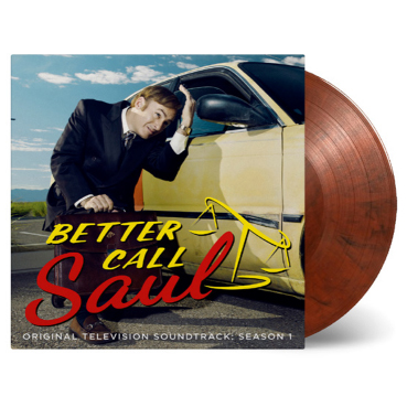 Buy Online Various Artists - Better Call Saul Season One OST Coloured Vinyl