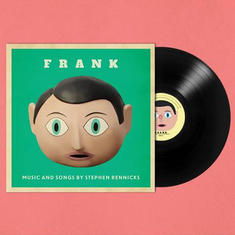 Buy Online Stephen Rennicks - Frank OST Vinyl