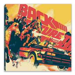 Buy Online Alan Silverstri - Back To The Future III Complete Original Score Import Double Vinyl