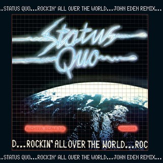 Buy Online Status Quo - Rockin' All Over The World Double Vinyl