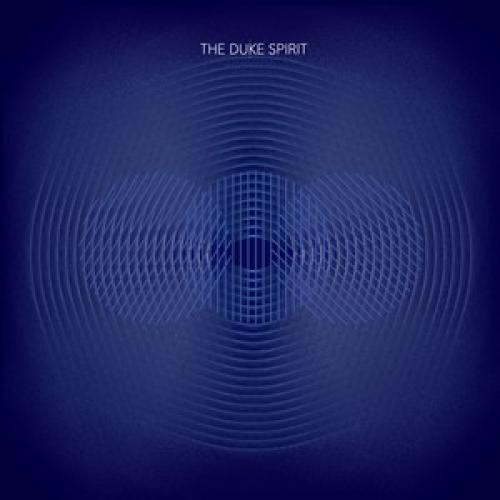 Buy Online The Duke Spirit - Blue & Yellow Light / Here Comes The Vapour White Vinyl