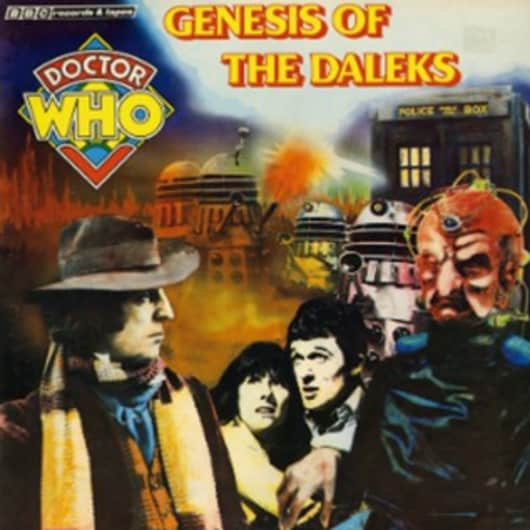 Buy Online Dr Who - Genesis Of The Daleks Tardis Blue Vinyl