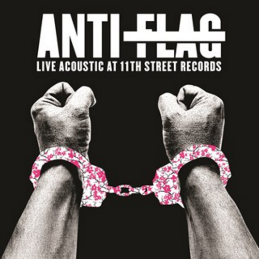 Buy Online Anti-Flag - Live Acoustic At 11th Street Records Clear