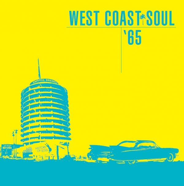 Buy Online Various Artists - West Coast Soul '65 Vinyl