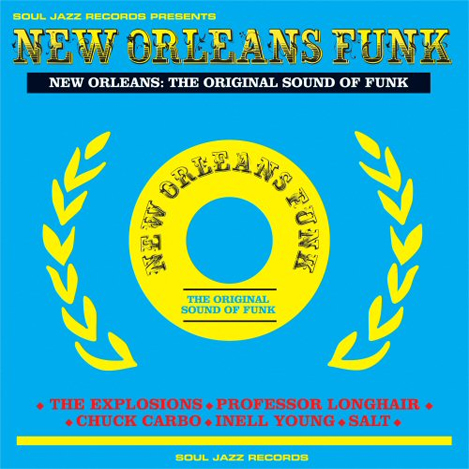 Buy Online Various Artists - New Orleans: The Original Sound Of Funk 7-Inch Vinyl Boxset