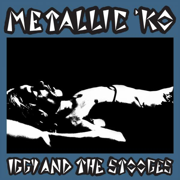 Buy Online Iggy And The Stooges - Metallic K.O. Metallic Vinyl