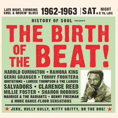 Buy Online Various Artists - The Birth Of The Beat Vinyl