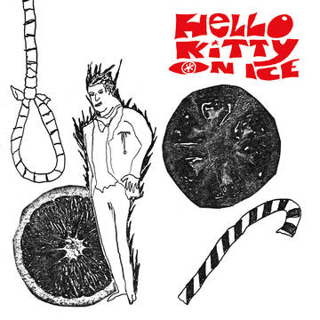 Buy Online Hello Kitty On Ice - Man With A Hole In His Throat Import 7-Inch Vinyl