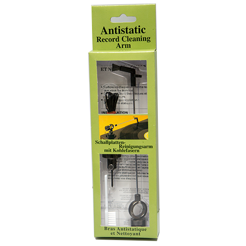 Buy Online The Vinyl Store - Antistatic Record Cleaning Arm