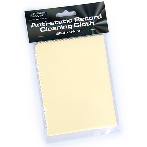 Buy Online The Vinyl Store - Anti-Static Record Cleaning Cloth