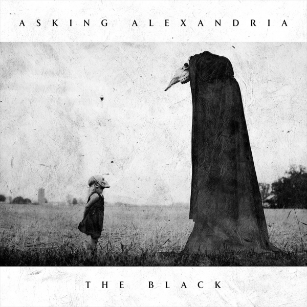 Buy Online Asking Alexandria - The Black Transparent Blue Double Vinyl
