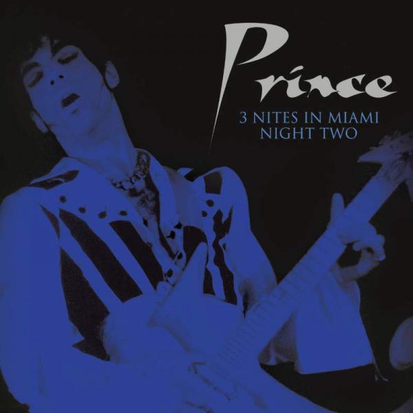 Buy Online Prince - Three Nites In Miami - Night Two Coloured Vinyl