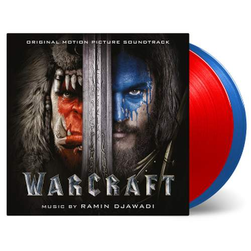Buy Online Ramin Djawadi - Warcraft OST Red & Blue