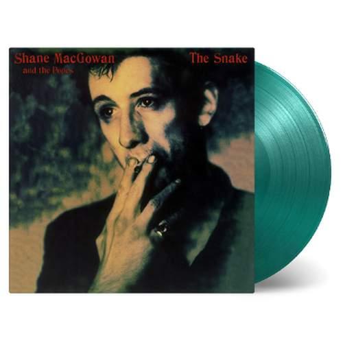 Buy Online Shane MacGowan & The Popes - The Snake Transparent Vinyl