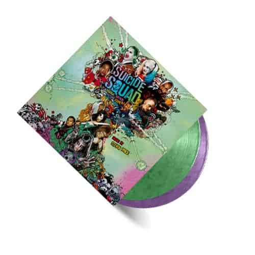 Buy Online Steven Price - Suicide Squad OST Joker Coloured Double Vinyl