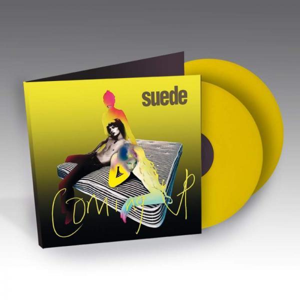 Buy Online Suede - Coming Up (Yellow 180g Vinyl)