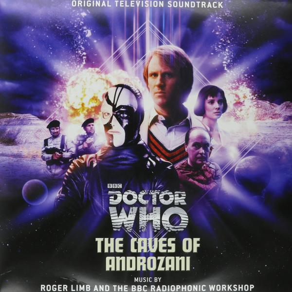 Buy Online Dr Who - The Caves Of Androzani Double Vinyl