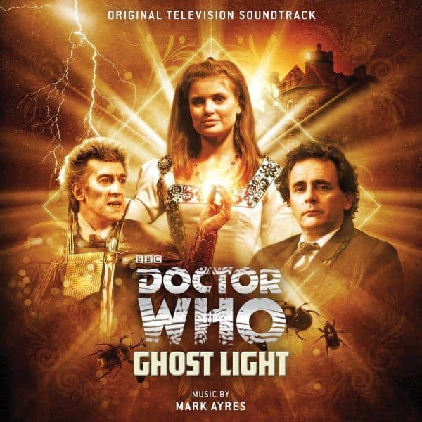 Buy Online Dr Who - Ghost Light Double Vinyl