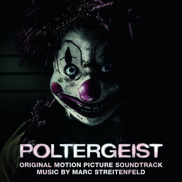 Buy Online Marc Streitenfeld - Poltergeist Coloured Vinyl